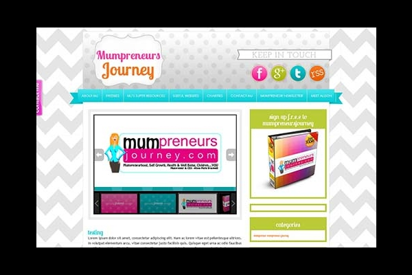 Mumpreneurs Journey